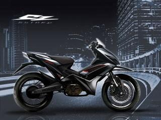 Gambar Foto New Sepeda Motor Honda Revo 110cc Modifikasi And Modif Honda Cs1 135 Modification New Motorcycles