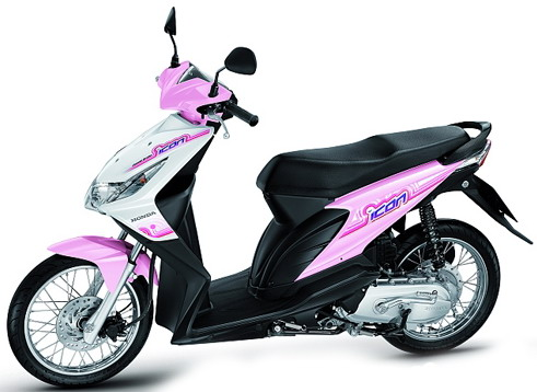 Gambar foto New Honda Vario modification and specification