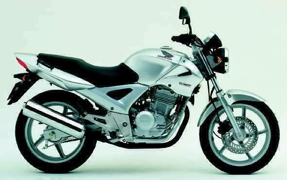 Modifikasi Honda Tiger 250cc 2009