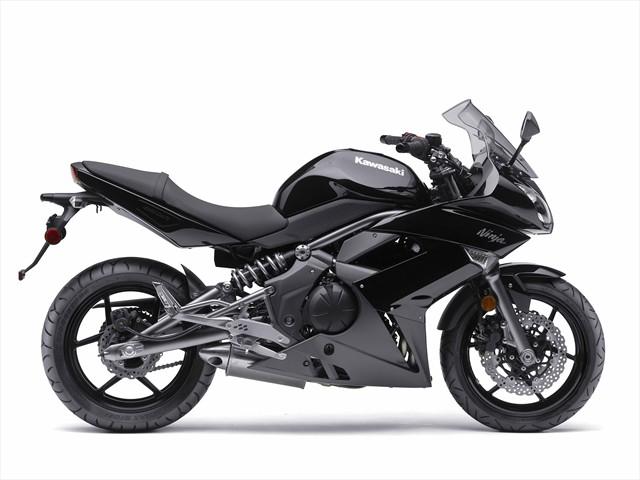 Kawasaki Ninja 650r New Motorcycles