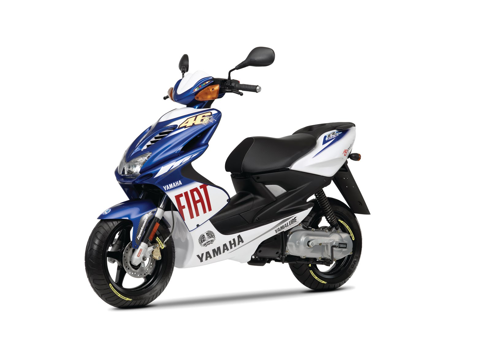 Yamaha Motogp New Motorcycles Wiring Diagram Aerox Rossi Scooter Arrives