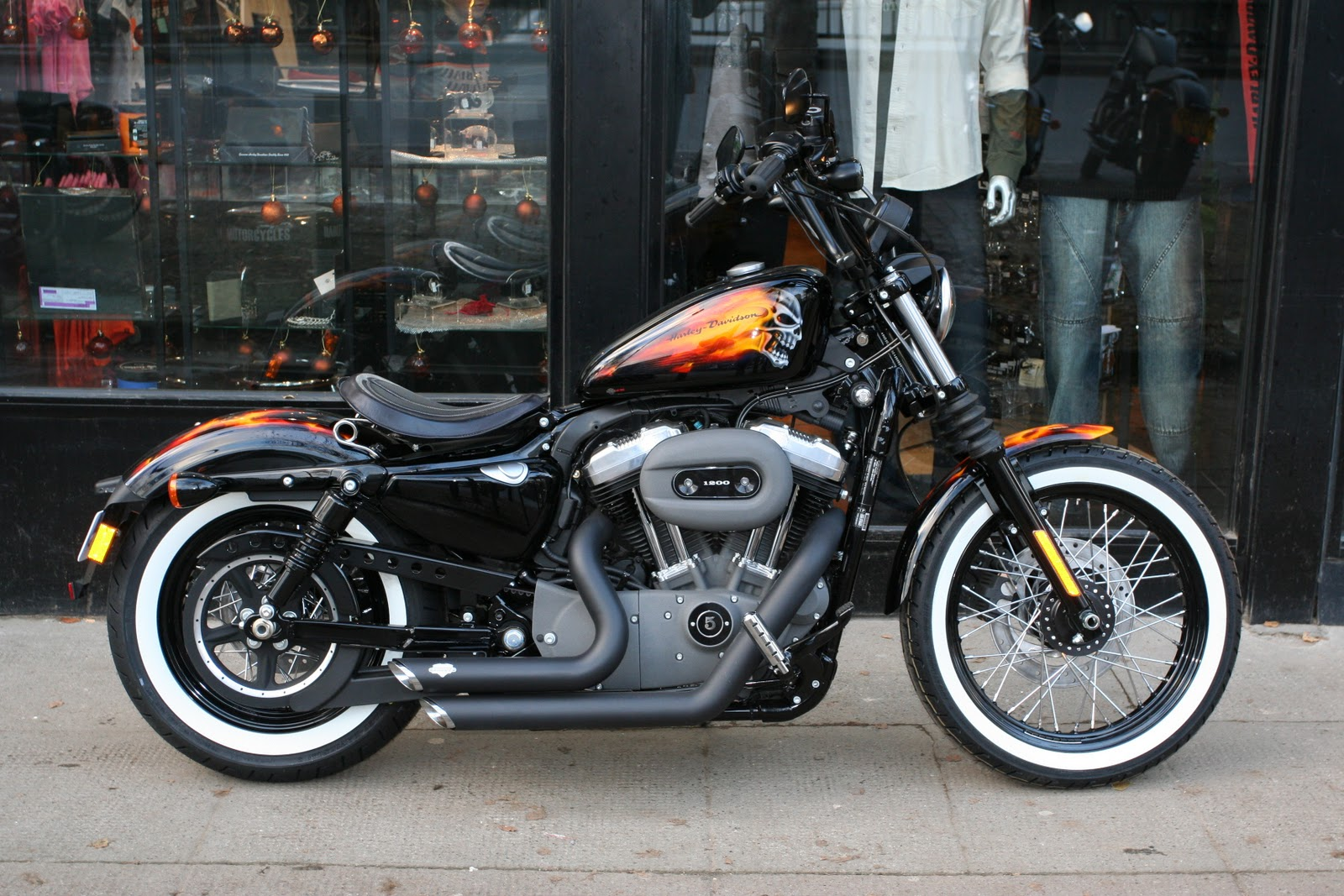 New Harley Davidson: New Motorcycles