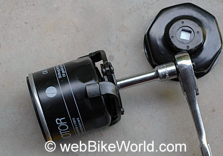 Ducati Oil Filter Diameter