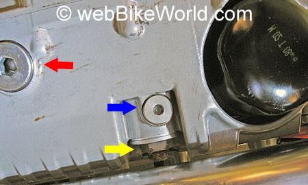 Ducati Oil Screen Hex Size
